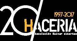logo de Hacería Arteak PNG